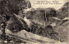 Stroppia waterfall 1930 • www.invalmaira.it
