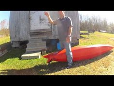 the Point 65 N Mercury Kayak at Appomattox River Co.