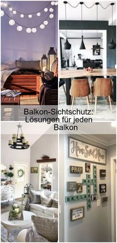 Balkon-Sichtschutz: Lösungen für jeden Balkon ,  #Balkon #BalkonSichtschutz #für #jeden #Lösu... - #Balkon #balkonsichtschutz #BalkonSichtschutz #für #jeden #Lösu #Lösungen Farmhouse Decor, Ikea, Gallery Wall, Blog, Home Decor, Balcony Ideas, Homemade Home Decor, Ikea Ikea, Blogging