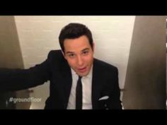 Skylar Astin's Ground Floor Singing Selfie. It will make your day better. Just trust me on this one.