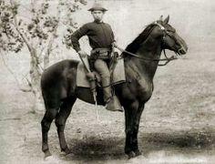 US calvary trooper 1890