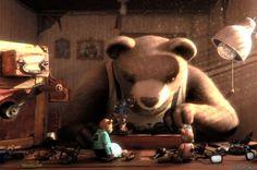 """""""Historia de un oso"""", el corto animado que logró el primer Oscar de la historia para Chile"""