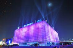 Shanghai Corporate Pavilion at Shanghai World Expo 2010