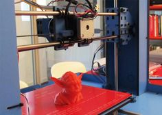 Plastic Objects Made from 3D Printer can be Toxic-but there is a Green Solution