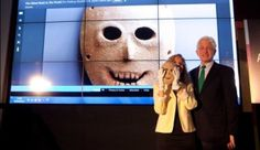Thanks to the Israel Museum's inclusion in the internet giant's art venture, online users will be able to view high-resolution images of 520 pieces from the museum's collection. Visit Israel, Google Art Project, Underwater Life, Red Sea, Museum Collection, Historical Sites, Jerusalem, Art Google, Museums