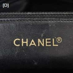 Chanel gold stamp