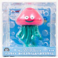 Dragon Quest Monster Behoma Slime Figure type Bath Light JAPAN ANIME WARRIOR