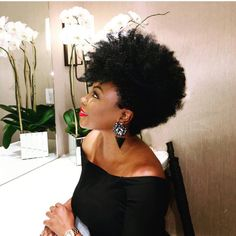 Love my new haircut, cut & styled by Felicia Leatherwood! African Hairstyles, Afro Hairstyles, Black Hairstyles, Natural Tapered Cut, Curly Hair Styles, Natural Hair Styles, Natural Beauty, Beautiful Black Hair, Curly Fro