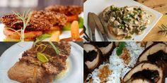 Bravčové karé na tie najchutnejšie spôsoby. A nie sú to rezne! Beef, Food, Decor, Red Peppers, Meat, Decoration, Essen, Meals, Decorating
