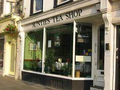 Auntie's Tea Shop, Cambridge, UK - loved it