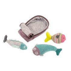Boîte à sardines d'activités Les Pachats : Moulin Roty - Jeu d'activités - Berceau Magique