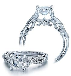 Beautiful and Elegant Diamond Engagement Rings