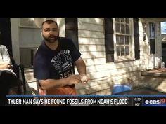 Texas Man Thinks He Proved Noah's Flood