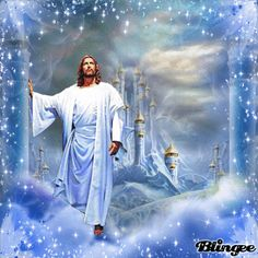 Jesus is waiting. Pictures Of Jesus Christ, Religious Pictures, Names Of Jesus, Jesus Is Risen, Jesus Is Lord, Jesus Loves, Bible Photos, Love You Images, Jesus Christus