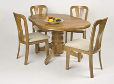 Solid Wood Dining Table Set More Picture Please Visit