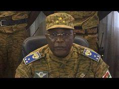 General assume funções de chefe de Estado interino no Burkina Faso