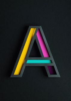 Balla Dora Typo-Grafika: Lobulo Design, Atype