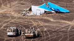 Vladimir Putin vows revenge as he confirms terrorists to blame for Russian plane crash in Egypt