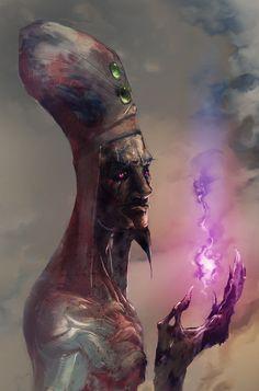 Jafar Redesign by cobaltplasma —x—More:|Random|CfD Amazon.com Store|