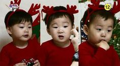they look like dwarfs instead of raindeers - so cute! Song Triplets, Baby Pictures, Superman, Songs, Cute, Kids, Young Children, Boys, Kawaii
