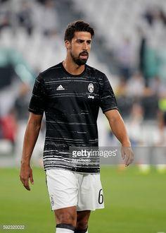 News Photo : Sami Khedira during Serie A match between...