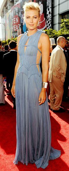 Maria Sharapova: 2012 ESPY Awards in J. Mendel