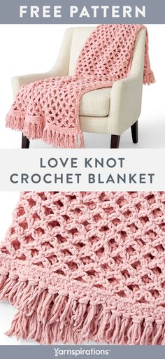 Crochet Afghans, Quick Crochet Blanket, Crochet Baby Blanket Free Pattern, Blanket Yarn, Afghan Crochet Patterns, Crochet Blanket Stitches, Bernat Blanket Patterns, Crochet Throws, Throw Blankets