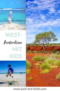 Unsere Empfehlungen für den schönsten Staat Australiens. Perth, Darwin, Painting, Traveling With Children, Australia, Nice Asses, Painting Art, Paintings, Painted Canvas