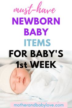 My Favorite Newborn Baby Items For Baby's First Week - Mother & Baby Love In this post you will find all the newborn essentials that you will need for baby's first week. Stop guesiing and find out exactly what you need for your Baby First Week, Boppy Nursing Pillow, Newborn Care, Newborn Babies, Newborns, Newborn Essentials, Baby Hacks, Baby Tips, Baby Needs