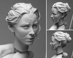 Adam Beane  Beane only began sculpting in 2002 and developed his own material, called CX5, to lend even more detail to his hyperrealistic action figure sculptures.