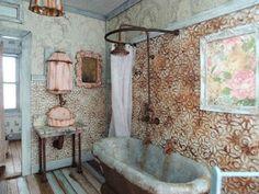 Liberty Biberty: Adding to the Farmhouse Bathroom