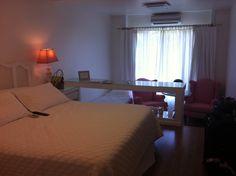 Quarto de hotel. @ Gramado