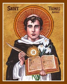 March 7.--ST. THOMAS AQUINAS. Butlers saint of the day