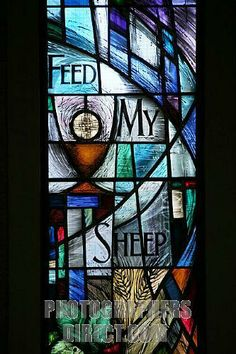 images of Biblical stained glass windows | Stained Glass / lead light windows in Anglican / church of England ...