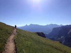 The Eastern Italian Alps and the Brenta Dolomites are truly breathtaking.