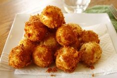 Papas Duquesas recipes are a fun treat. The Chilean Potato Puffs are great for a snack or hearty appetizer.