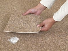 Carpet Patching is an important task if you have damaged carpet. So here we explain to you how to repair carpet with carpet patching. Steam Clean Carpet, How To Clean Carpet, Repairing Concrete Steps, How To Patch Carpet, Carpet Repair, Carpet Remnants, Stain Remover Carpet, Professional Carpet Cleaning, Carpet Installation