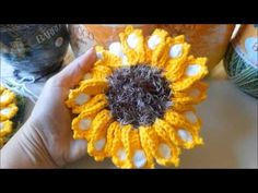 Flor Girassol - YouTube