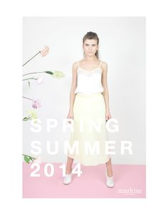 Markise spring summer 14 collection #woman #fashion #paris #shanghai neon skirt