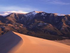Great Sand Dunes National Park & Preserve, CO | 59 U.S. National Parks by ABC order