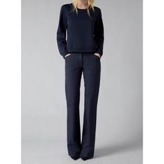 Navy dress pants American eagle, navy blue dress pants! Gently used and price reflects. American Eagle Outfitters Pants