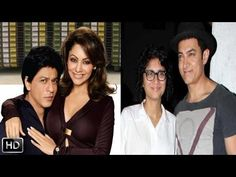 Bollywood's Successful Star Wives | Gauri Khan, Twinkle Khanna & Kiran Rao - NetSparsh ~ Entertainment Unlimited
