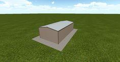 Cool 3D #marketing http://ift.tt/2tJTu7u #barn #workshop #greenhouse #garage #roofing #DIY