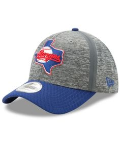 f7e0fb076e4b3 New Era Kids  Texas Rangers Clubhouse 39THIRTY Cap   Reviews - Sports Fan  Shop By Lids - Men - Macy s