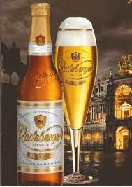 Radeberger ~ German Beer