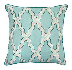 Clarity Claire Pillow