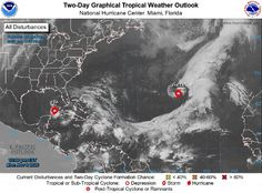 From the Satellite...The Strongest Storm of a Record Breaking Year – Hurricane Iota on .GIPHY