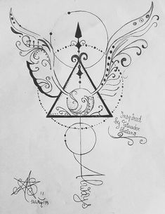 Harry Potter Snitch, Magia Harry Potter, Harry Potter Decor, Harry Potter Tattoos, Harry Potter Tumblr, Dark Drawings, Art Drawings Sketches, Cute Tattoos, Body Art Tattoos