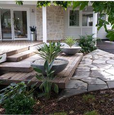 exterior colours and store feature Outdoor Areas, Outdoor Rooms, Outdoor Living, Outdoor Decor, Outdoor Furniture, Veranda Pergola, Terrasse Design, Outside Living, Garden Inspiration