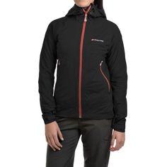 Montane Trailblazer Stretch Hooded Jacket -